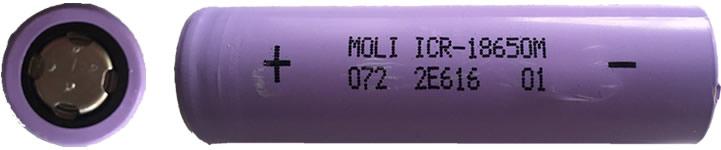 moliicr18650m
